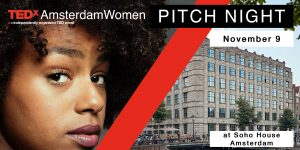 TEDxAmsterdamWomen - Pitch Night