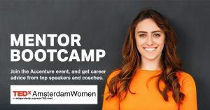 TEDxAmsterdamWomen - Mentoring Bootcamp 2018