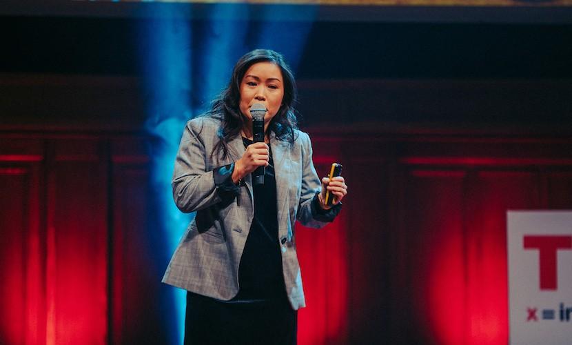 TEDxAmsterdamWomen - DIem Do