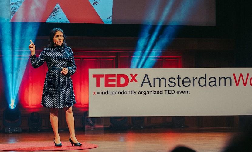 TEDxAmsterdamWomen - Dr. Yamini J. Singh