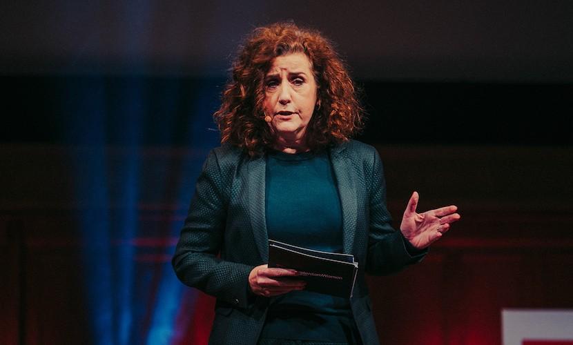 TEDxAmsterdamWomen - Ingrid van Engelshoven