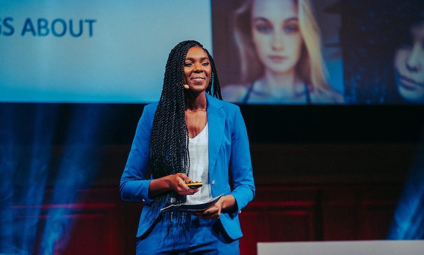 TEDxAmsterdamWomen - Jessica Gyasi