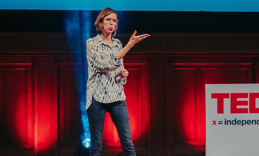 TEDxAmsterdamWomen - Roos Wattel