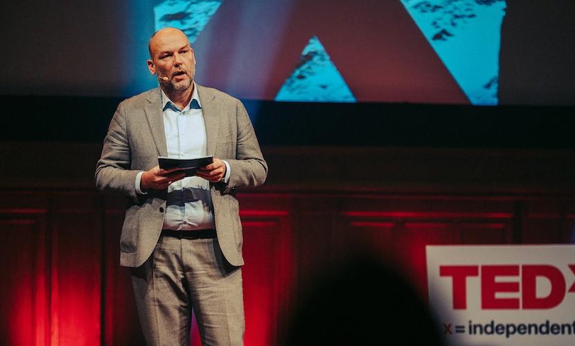 TEDxAmsterdamWomen - Rugter Groot Wassink