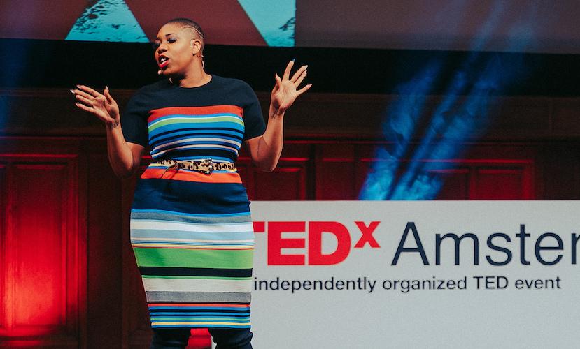TEDxAmsterdamWomen - Symone D. Sanders