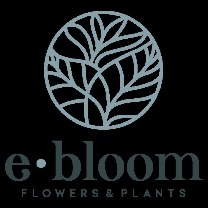 logo ebloom vierkant pms 445 + 3526
